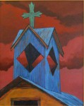 Green Cross 30 x 24 $3700
