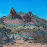 Rocks & Colored Clay 10 Sq $1400