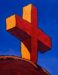 Day Cross 30 X 24 $3800