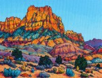 Zion Valley View S.E. 9.75 X 12.75 $1800